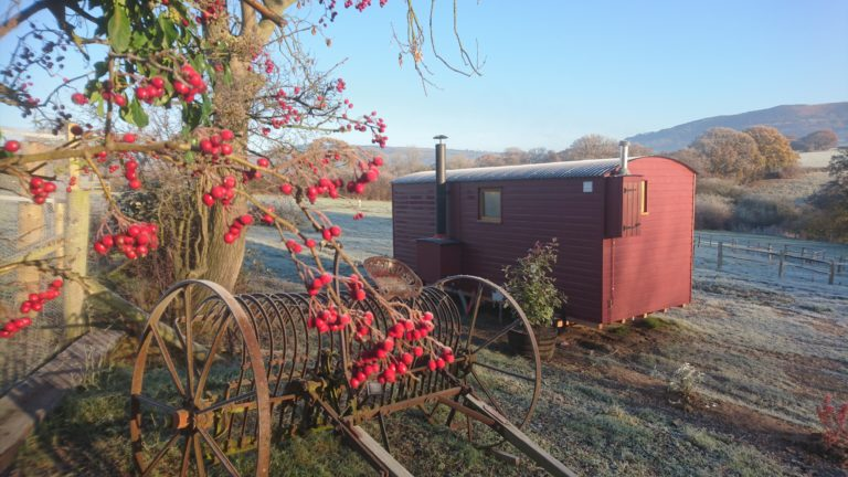 Disabled friendly accommodation is offered by the Shire Hut - our first hut